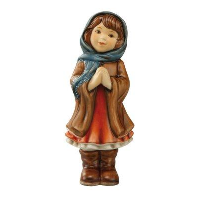 """Goebel 15cm Dekorationsfigur """"Anna - als Maria"""""""