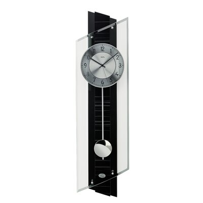 AMS Uhrenfabrik Analoge Wanduhr XXL 84 cm