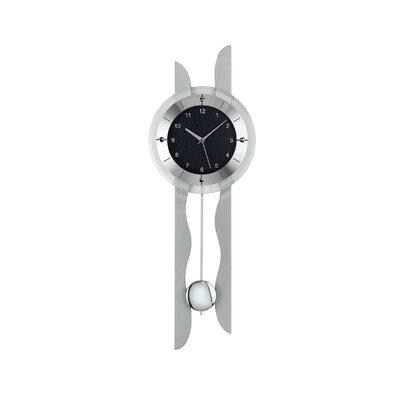 AMS Uhrenfabrik Analoge Wanduhr XXL 70 cm