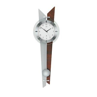AMS Uhrenfabrik Analoge Wanduhr XXL 78 cm