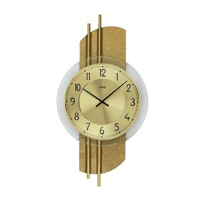 AMS Uhrenfabrik Analoge Wanduhr 45 cm