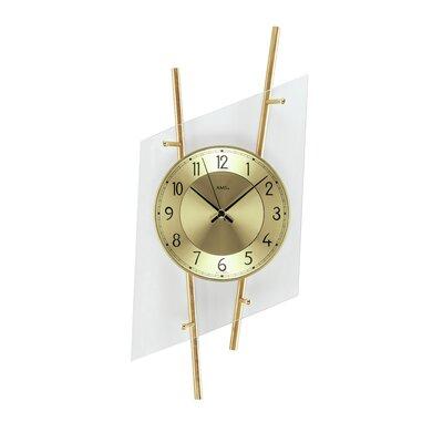 AMS Uhrenfabrik Analoge Wanduhr