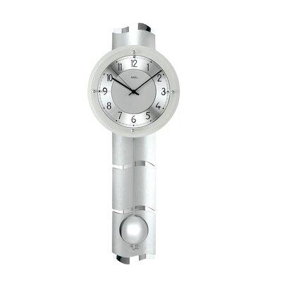 AMS Uhrenfabrik Analoge Wanduhr XXL 66 cm