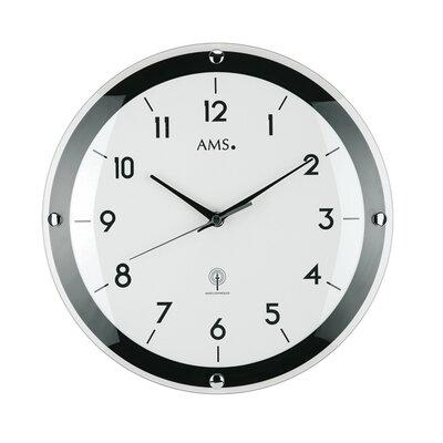 AMS Uhrenfabrik Analoge Wanduhr 31 cm