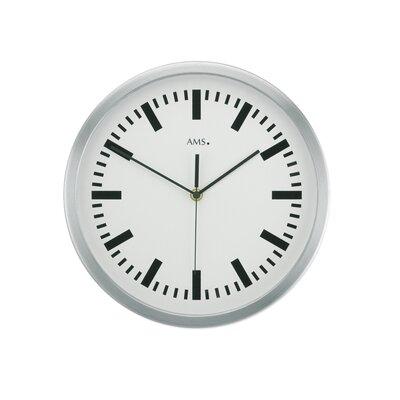 AMS Uhrenfabrik Analoge Wanduhr 35 cm
