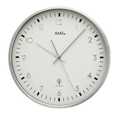 AMS Uhrenfabrik Analoge Wanduhr 32 cm