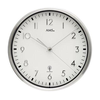 AMS Uhrenfabrik Analoge Wanduhr 25 cm