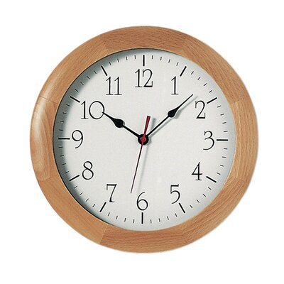 AMS Uhrenfabrik Analoge Wanduhr 29 cm