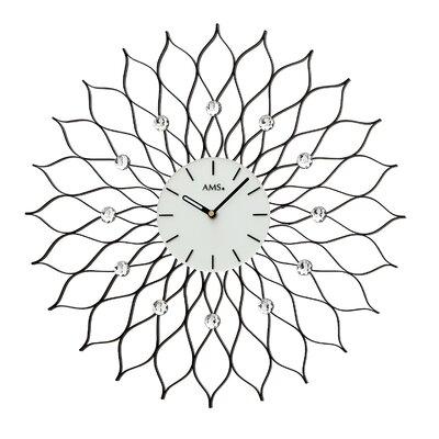 AMS Uhrenfabrik Analoge Wanduhr 50 cm