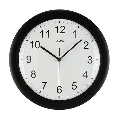 AMS Uhrenfabrik Analoge Wanduhr 30 cm