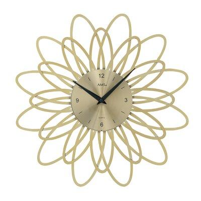 AMS Uhrenfabrik Analoge Wanduhr 36 cm