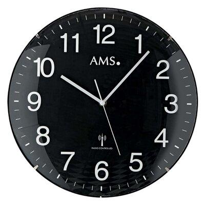 AMS Uhrenfabrik Funkwanduhr 32 cm