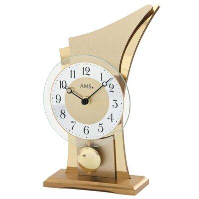 AMS Uhrenfabrik Pendeltischuhr