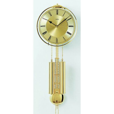 AMS Uhrenfabrik Pendeluhr 22 cm