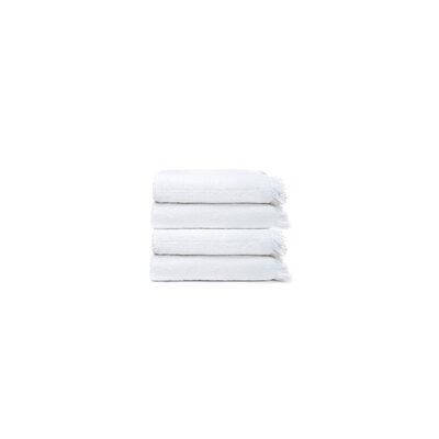 CASA DI BASSI 4 Piece Cotton Hand Towel Set