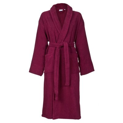 CASA DI BASSI Basic Bathrobe