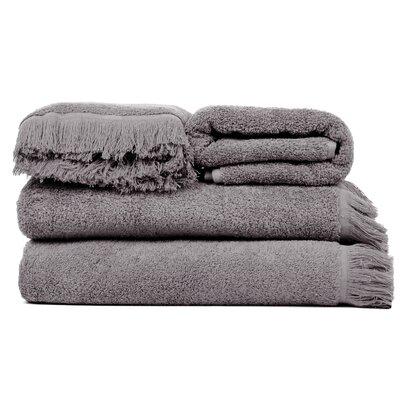 CASA DI BASSI 4 Piece Towel Set