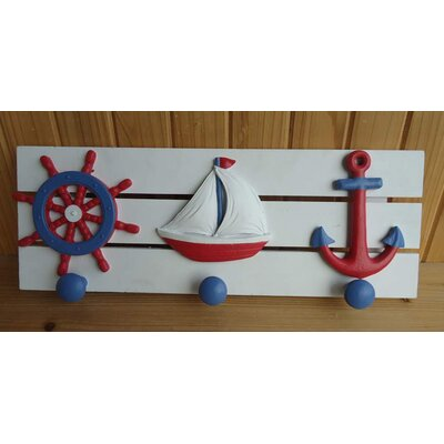 Nautical Wall Peg