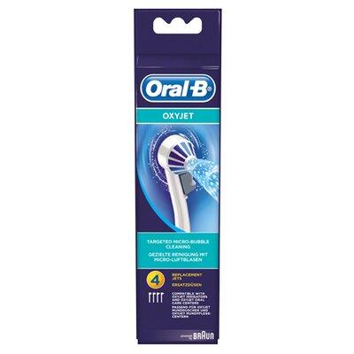 Braun 4er Pack Ersatzdüsen Oral-B OxyJet für Oral-B Mundduschen