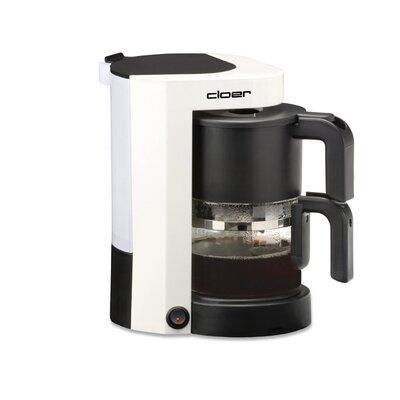 """Cloer 800W Kaffeeautomat """"5981"""""""