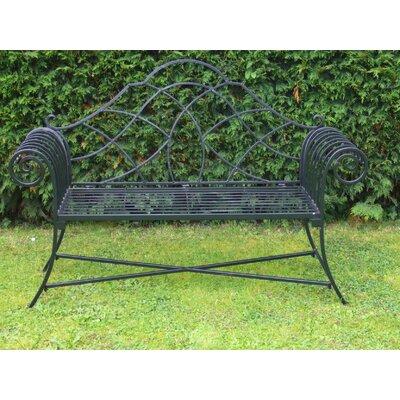 Ascalon Lutyn 2 Seater Steel Bench