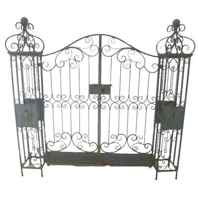 Ascalon Vintage Garden Ornamental Gate