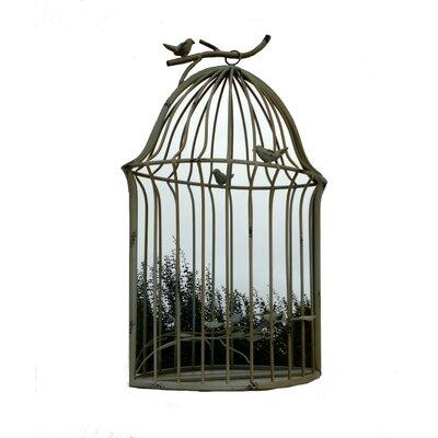 Ascalon Birdcage Window Mirror