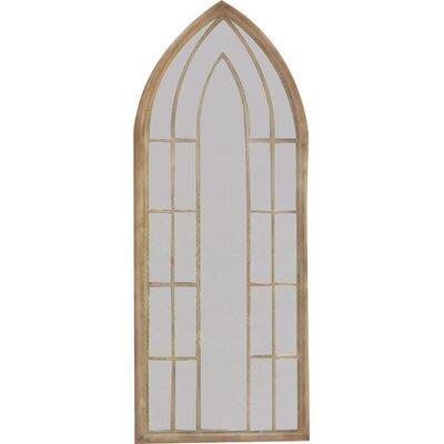 Ascalon Gothic Arches Window Mirror