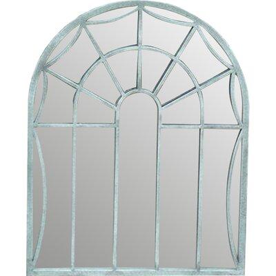 Ascalon Arch Mantle Window Mirror