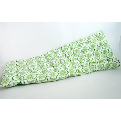 Ascalon Leaf Bench Cushion