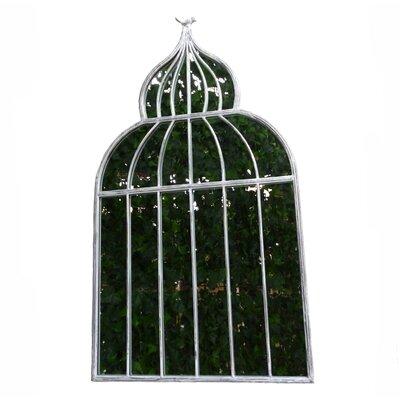 Ascalon Birdcadge Mirror Wall Decor