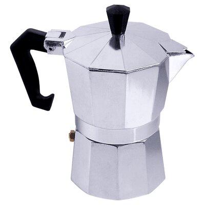Espresso Maker Size: 3 Cup
