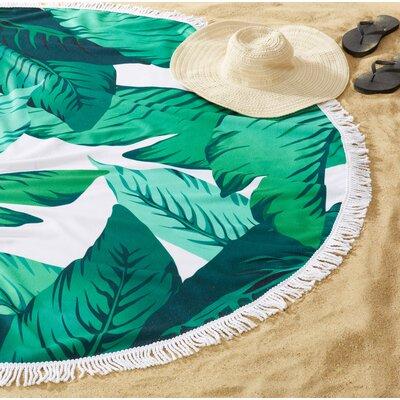 Snedeker Zero Twist 100% Cotton Beach Towel