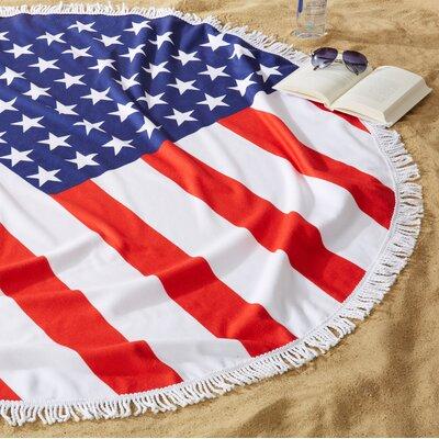 Wills Zero Twist 100% Cotton Beach Towel