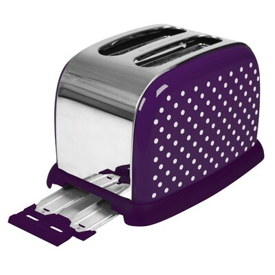 Efbe-Schott Toaster 2 Scheiben mit Brötchenaufsatz