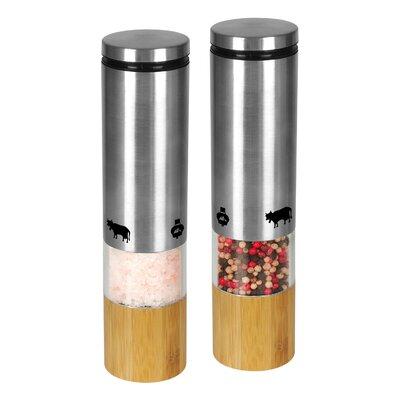 Efbe-Schott Salz- und Pfefferstreuer elektrisch