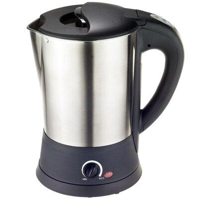 Efbe-Schott 1,7 L Wasserkocher aus Edelstahl
