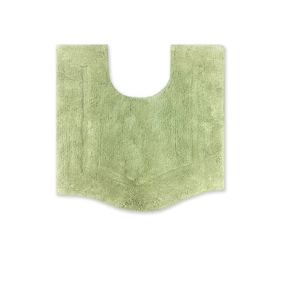 Shera Contour Rug Color: Green