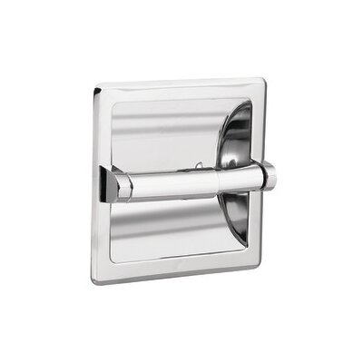 Toilet Paper Holder Finish: Chrome