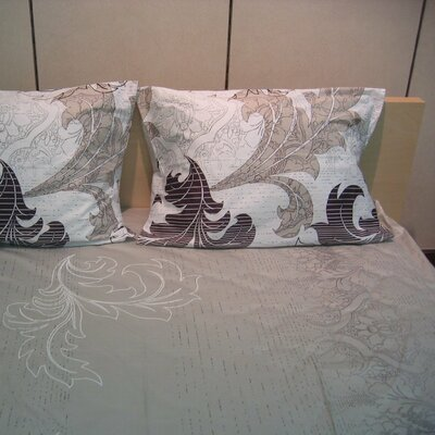 Real Leaves 200 Thread Count Cotton Sheet Set