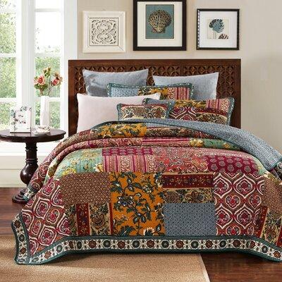 3 Piece Quilt Set by DaDa Bedding