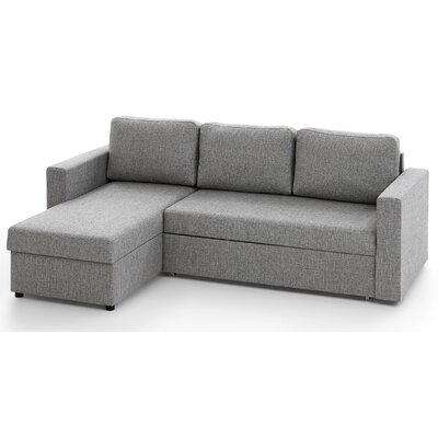Atlantic Home Collection Wendbares Ecksofa Seven mit Bettfunktion