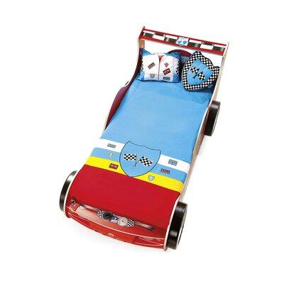 Need for Sleep Sky Car 3 Piece Toddler Bedding Set