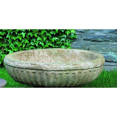 Lerida Bowl Color: Alpine Stone