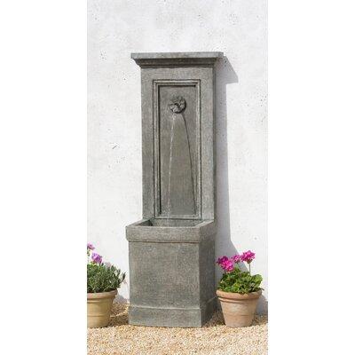 Concrete Auberge Fountain Finish: Brownstone