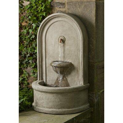 Concrete Colonna Fountain Finish: Copper Bronze