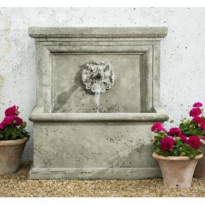 St. Aubin Fountain Finish: Travertine