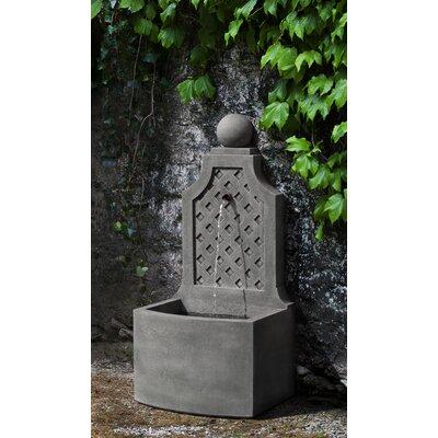 Trelliage Fountain Finish: Alpine Stone