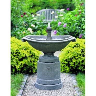 Medici Concrete Ellipse Fountain Finish: Pietra Nuova