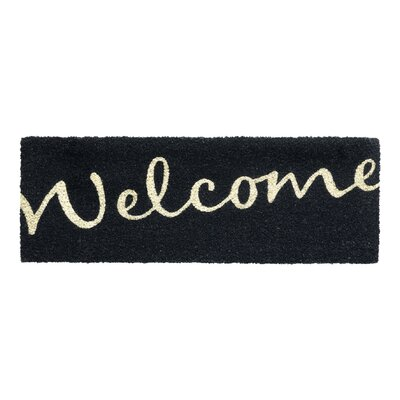 Hamat Ruco Print Welcome Doormat